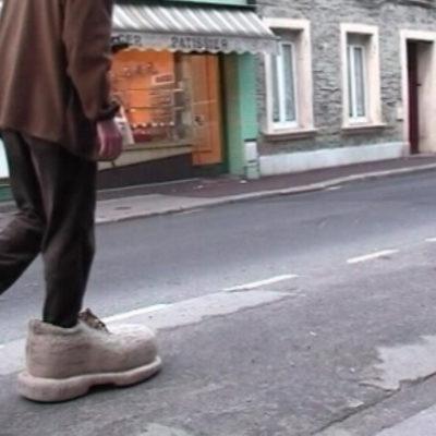 La chaussure à moteur
