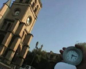 La montre à feuillet